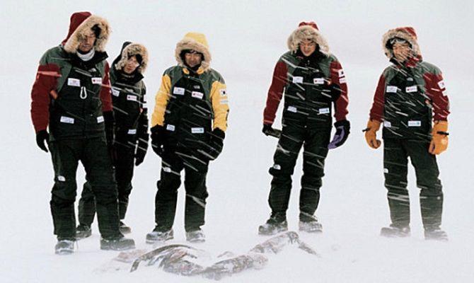 Дневник полярной экспедиции, фильм