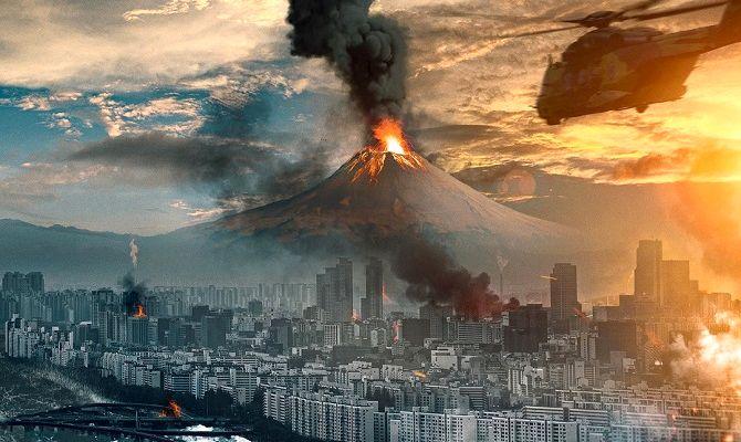 Извержение, фильм