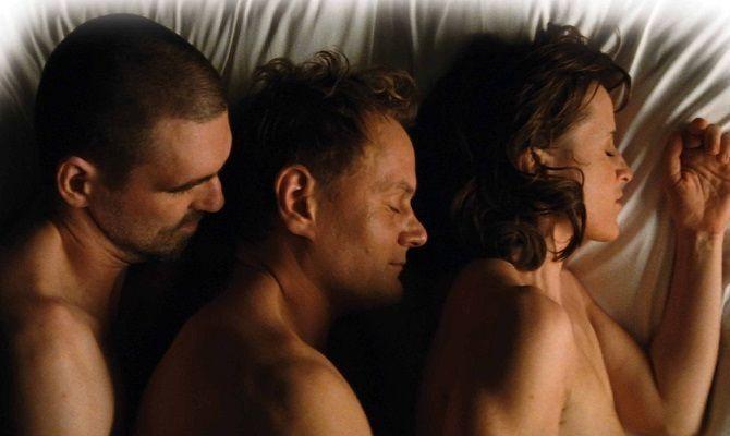 Любовь втроем, фильм
