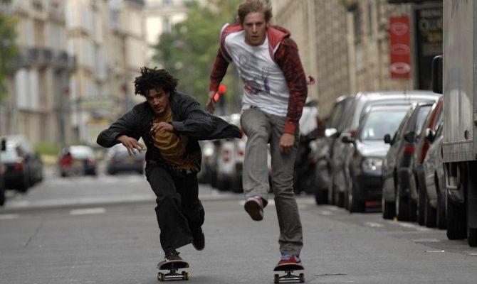 На скейте от смерти, фильм