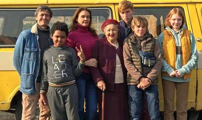 Семья года, фильм