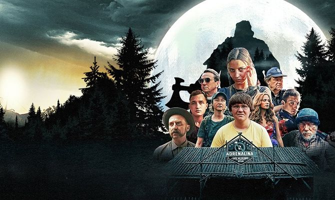 В лесу сегодня не до сна, фильм