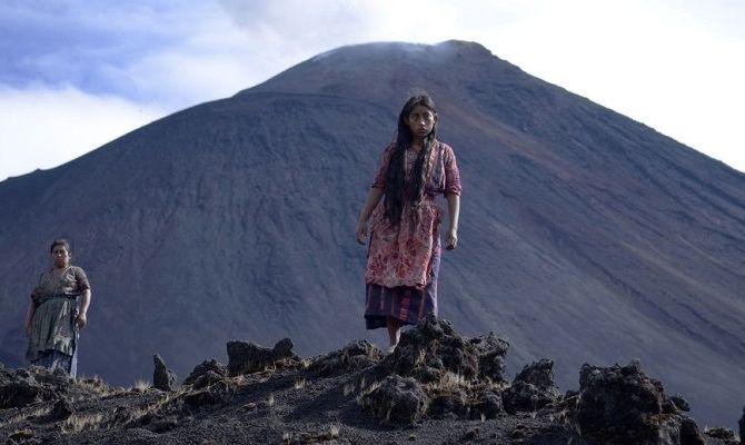 Вулкан Ишканул, фильм