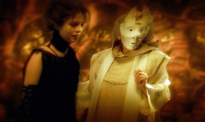 Зеркальная маска, фильм